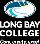 LBC vert logo with tagline 2019-colour reverse